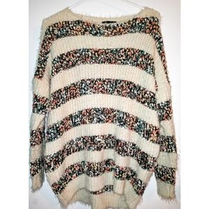 """Anthro La Fee Verte """"Confetti"""" Sweater"""